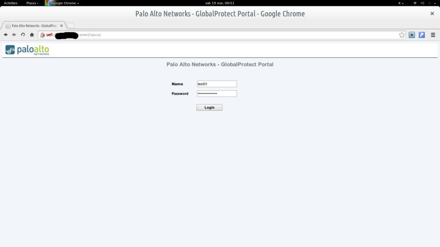 PALO ALTO NETWORK NEXT-GENERATION APPLICATION FIREWALL