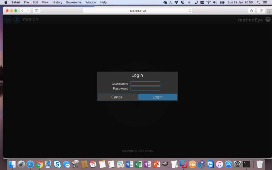 "Ubuntu Server:"" How to realise a Video Hub Surveillance"